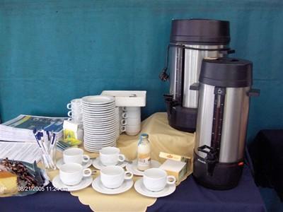koffie apparatuur